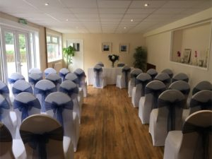 ceremony at country park weddings Wiltshire