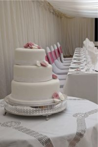 wedding venue cake Westbury