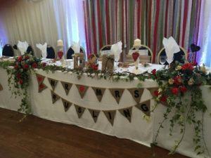 country park wedding reception Wiltshire