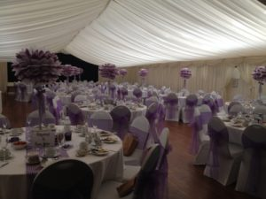 country park weddings Wiltshire marque