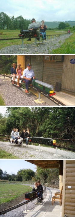 miniature railway wiltshire